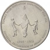 United Nations, Token, Italia, FAO Rome, 1973, SPL, Aluminium