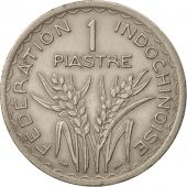 FRENCH INDO-CHINA, Piastre, 1947, Paris, TTB+, Copper-nickel, KM:32.2