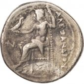 Macedonia (Kingdom of), Philippe III, Drachm, 323-280 BC, TTB, Argent