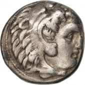 Macedonia (Kingdom of), Philip III, Drachm, 323-322 BC, Sardes, TTB, Argent