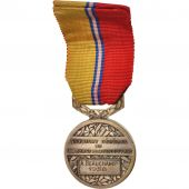 France, Syndicat général du Commerce de lIndustrie, Medal, 1958, Medium