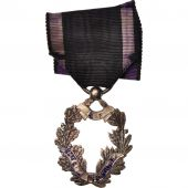 France, Mérite national, Medal, Law quality, Silver, 27.8
