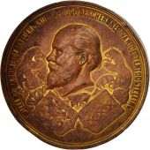 Pays-Bas, Medal, Amsterdam International colonial exhibition, History, 1883, TB