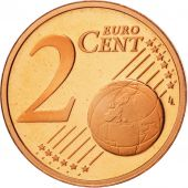 San Marino, 2 Euro Cent, 2008, FDC, Copper Plated Steel, KM:441