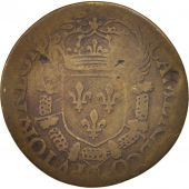 France, Token, Royal, Chambre des Comptes, Charles IX, 1570, F(12-15), Brass