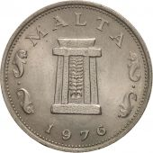 Malte, 5 Cents, 1976, British Royal Mint, SUP, Copper-nickel, KM:10