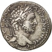 Caracalla, Tetradrachm, 214-217, Antioch, TTB+, Billon, Prieur:214