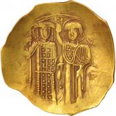 John II Comnenus 1118-1143, Hyperpyron, Thessalonica, SUP, Or, Sear:1948