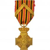 Belgium, Military Decoration, History, Medal, XXth Century, Very Good Quality