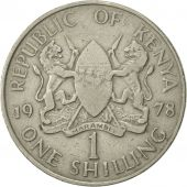 Kenya, Shilling, 1978, VF(30-35), Copper-nickel, KM:14
