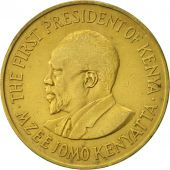 Kenya, 10 Cents, 1969, EF(40-45), Nickel-brass, KM:11