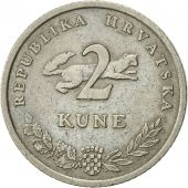 Croatie, 2 Kune, 1997, SUP, Copper-Nickel-Zinc, KM:10