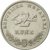 Croatie, 2 Kune, 2003, SUP, Copper-Nickel-Zinc, KM:10
