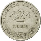 Croatie, 2 Kune, 2001, SUP, Copper-Nickel-Zinc, KM:10