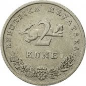 Croatie, 2 Kune, 2000, SUP, Copper-Nickel-Zinc, KM:21