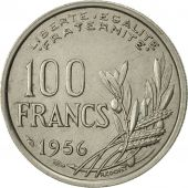 France, Cochet, 100 Francs, 1956, Paris, SUP, Copper-nickel, KM:919.1
