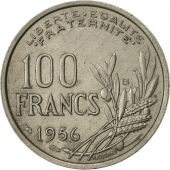 France, Cochet, 100 Francs, 1956, Beaumont - Le Roger, SUP, Copper-nickel