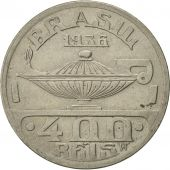 Brésil, 400 Reis, 1936, TTB+, Copper-nickel, KM:539