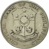 Philippines, 25 Centavos, 1964, TTB, Copper-Nickel-Zinc, KM:189.1