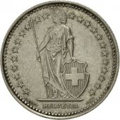 Suisse, 1/2 Franc, 1986, Bern, SUP, Copper-nickel, KM:23a.3