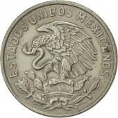 Mexico, 50 Centavos, 1968, Mexico City, AU(55-58), Copper-nickel, KM:451