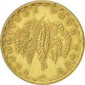 Mali, 50 Francs, 1977, Paris, SUP, Nickel-brass, KM:9