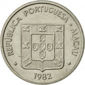 Macau, Pataca, 1982, Singapore Mint, SUP, Copper-nickel, KM:23.1
