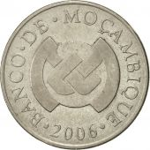 Mozambique, 5 Meticais, 2006, SUP, Nickel plated steel, KM:139