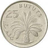 Monnaie, GAMBIA, THE, 25 Bututs, 1998, SUP, Copper-nickel, KM:57