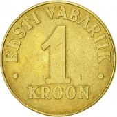 Estonia, Kroon, 1998, no mint, SUP, Aluminum-Bronze, KM:35