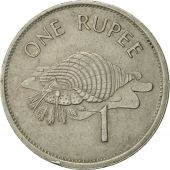 Seychelles, Rupee, 1995, Pobjoy Mint, EF(40-45), Copper-nickel, KM:50.2