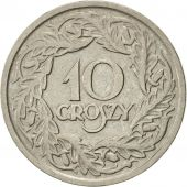 Pologne, 10 Groszy, 1923, Warsaw, SUP, Nickel, KM:11