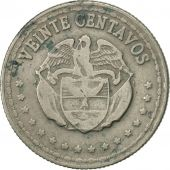 Colombia, 20 Centavos, 1959, VF(30-35), Copper-nickel, KM:215.1