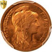 III�me R�publique, 1 Centime Dupuis 1919, PCGS MS66RD, KM 840