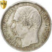 II�me R�publique, 1 Franc Louis Napol�on Bonaparte 1852 A, PCGS MS63, KM 772
