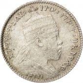 Ethiopie, M�n�lik II, Gersh 1898 Paris, KM 12