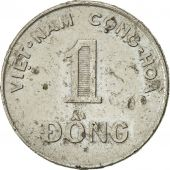 Viet Nam, STATE OF SOUTH VIET NAM, Dong, 1971, TTB, Nickel Clad Steel, KM:7a