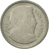 Argentine, 5 Centavos, 1955, TTB+, Copper-Nickel Clad Steel, KM:50