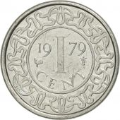 Surinam, Cent, 1979, MS(60-62), Aluminum, KM:11a