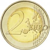 Latvia, 2 Euro, Riga, 2014, MS(63), Bi-Metallic
