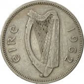IRELAND REPUBLIC, Shilling, 1962, TTB, Copper-nickel, KM:14A