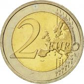IRELAND REPUBLIC, 2 Euro, Traité de Rome 50 ans, 2007, SUP+, Bi-Metallic