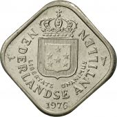 Netherlands Antilles, Juliana, 5 Cents, 1976, SUP, Copper-nickel, KM:13