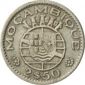 Monnaie, Mozambique, 2-1/2 Escudos, 1955, TTB, Copper-nickel, KM:78