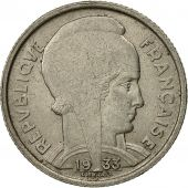 France, Bazor, 5 Francs, 1933, Paris, TTB, Nickel, KM:887