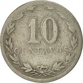 Argentine, 10 Centavos, 1925, TB, Copper-nickel, KM:35