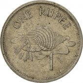 Seychelles, Rupee, 1992, British Royal Mint, EF(40-45), Copper-nickel, KM:50.2