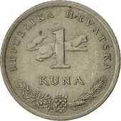 Croatie, Kuna, 1993, TTB, Copper-Nickel-Zinc, KM:9.1