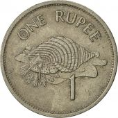Seychelles, Rupee, 1997, British Royal Mint, EF(40-45), Copper-nickel, KM:50.2
