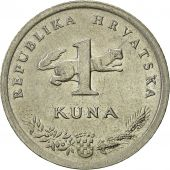 Croatie, Kuna, 1993, TTB+, Copper-Nickel-Zinc, KM:9.1
